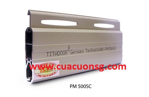 cửa cuốn Titadoor PM500SC