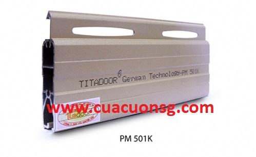 báo giá cửa cuốn Titadoor PM501K