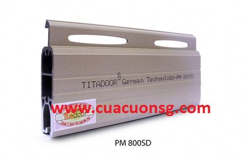 Cửa cuốn Titadoor PM800SD