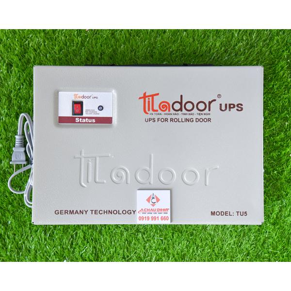 Bình lưu điện Titadoor TU5 - 7.5Ah chính hãng