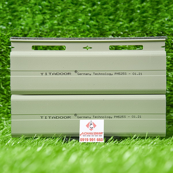 Cửa cuốn đức titadoor pm525s chính hãng giá rẻ