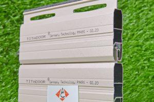 Cửa cuốn đức titadoor pm49s chính hãng giá rẻ
