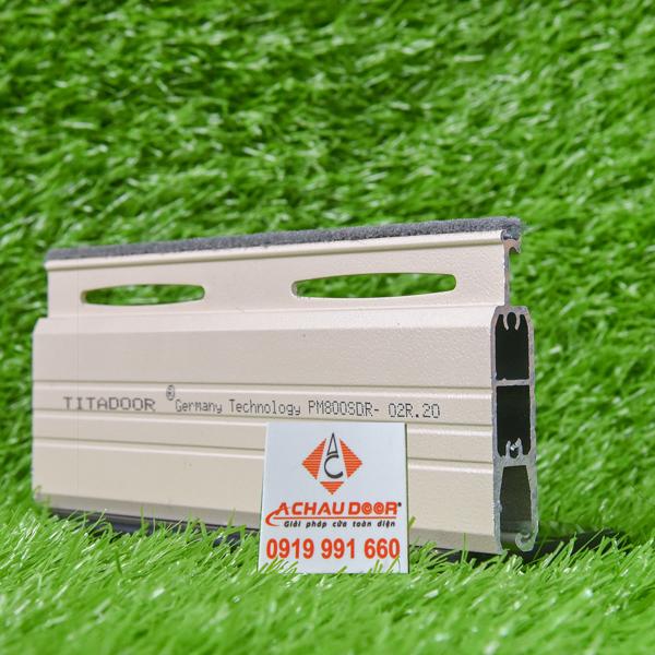 Cửa cuốn đức titadoor pm800SDR chính hãng